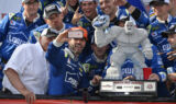 Inside Johnson's Monster Mile celebration