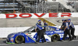 Shots of the Race: Johnson at Dover