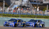Shots of the Race: Elliott at Homestead