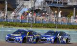 Shots of the Race: Elliott at Homestead