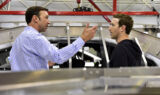 Inside Mark Zuckerberg's day with Hendrick Motorsports