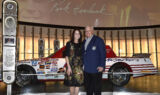 Hendrick gets first look at Hall of Fame exhibit