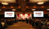 Hendrick Motorsports celebrates Christmas at annual luncheon
