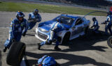 Shots of the Race: Earnhardt at Kansas