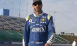 Shots of the Race: Johnson at Kansas