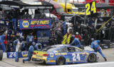 Shots of the Race: Elliott at Martinsville