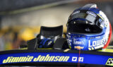 Shots of the Race: Johnson at Martinsville