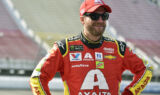 Shots of the Race: Earnhardt at Michigan