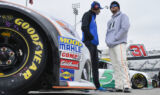 Shots of the Race: Earnhardt at Martinsville
