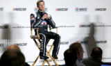 Kahne, Earnhardt take on Media Tour