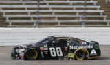 Shots of the Race: Earnhardt at Texas