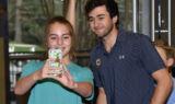 Elliott visits Children's Healthcare of Atlanta