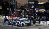 Shots of the Race: Fontana