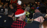 Hendrick Motorsports gathers for Christmas party