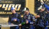 Hendrick History: Kansas moments
