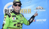 Byron becomes youngest pole-sitter in Darlington history