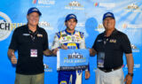 Inside Elliott's pole celebration at Watkins Glen