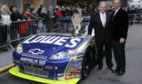 Fifty moments from Chad Knaus' legendary crew chief career