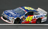 Evolution of Johnson's No. 48 paint schemes
