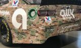 Up close with Johnson's military-themed Ally Chevy