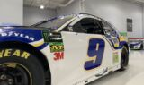 Elliott's 'roval'-winning ride comes home