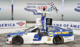 Chase the ace: Inside Elliott's historic Charlotte roval victory