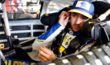 Hendrick Motorsports racetrack Easter egg hunt
