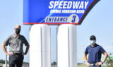Jimmie Johnson Boulevard unveiled at Kentucky Speedway