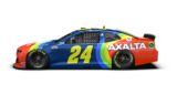 Gordon will rock throwback rainbow Axalta scheme for iRacing at North Wilkesboro