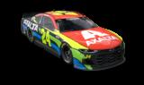 Byron's 2021 Axalta Chevrolet revealed