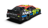 Byron's 2021 Axalta Chevrolet revealed