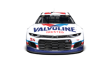 Check out Byron's Valvoline Darlington throwback scheme