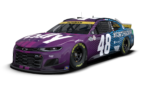 Check it out! Bowman's Charlotte FC scheme revealed for ROVAL