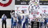 Photos: Elliott's victory celebration at Road America