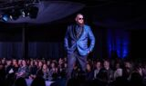 Pit crew athletes hit the runway for a cause