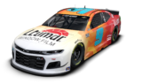 Check out the No. 9 LLumar Chevrolet from all angles