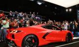 Up Close: Hendrick at Barrett-Jackson and his new history-making Corvette