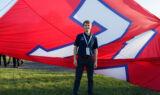 Byron unveils 2018 Liberty University scheme at football game