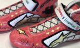 Teammates set to wear one-of-a-kind shoes for Atlanta