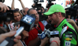 The Players' Tribune captures Earnhardt's Talladega weekend