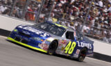 Memory Lane: Johnson's 'Power of Pride' ride and rookie paint scheme on the track