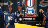A look inside Earnhardt's Phoenix win celebration