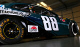 Up Close: Bowman's Axalta Chevy gets Philadelphia Eagles twist for Pocono