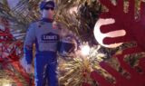 Hendrick Nation reveals fun holiday decorations