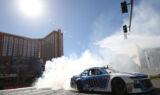Burnout Blvd. on the Las Vegas Strip