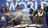 Inside Victory Lane with Alex Bowman