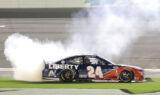 Daytona winner: Inside William Byron's first Cup Series celebration
