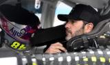 One Final Time: Inside Johnson's last race