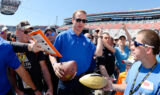 Peyton Manning joins Earnhardt's No. 88 Nationwide team for a day