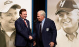 Hendrick receives NASCAR Hall of Fame jacket